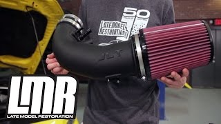 Mustang GT JLT Cold Air Intake Kit Review & Install (2015-2016 5.0L)