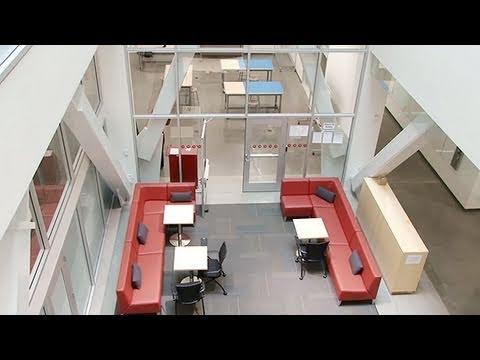 Huang Engineering Center Dedicated