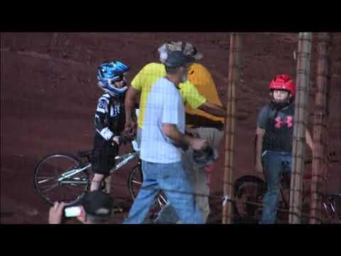 Dixie Speedway 8/29/15 Bicycle Races!