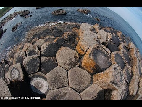 Mystery of Giant's Causeway solved
