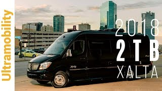 2018 Regency Xalta 2TB | Inexpensive Quality Built Class B Camper Van