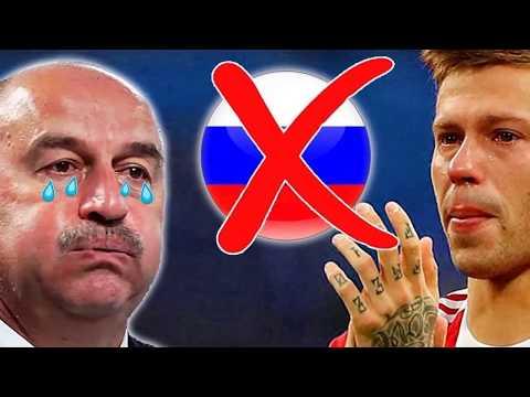Россию отстранили от ЧМ 2022 / Последние новости российского футбола