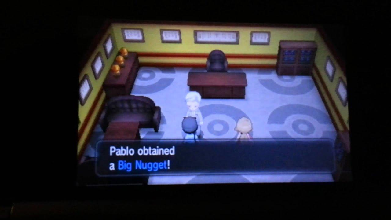 Big nugget