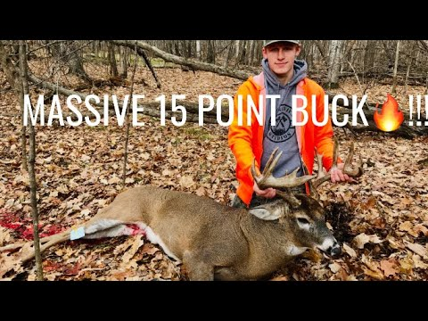 Minnesota Deer Hunting Opening Day 2020 | Massive Buck!!!