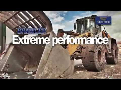 Trelleborg Industrial Tires: Construction Series – The Brawler