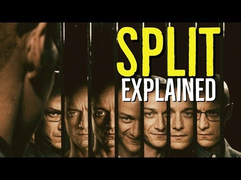 SPLIT (2016) Explained