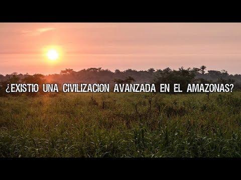 ¡Civilización Comparable A Egipto Descubierta En El Amazonas! | Alien Truth