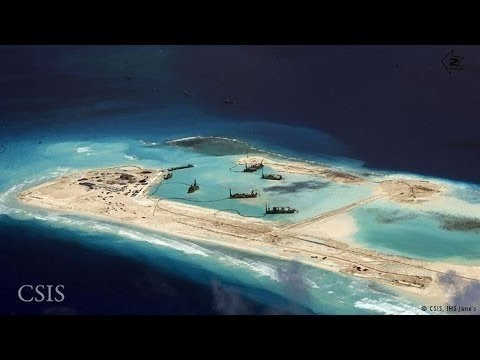 Documentary Film - China Power in South China Sea