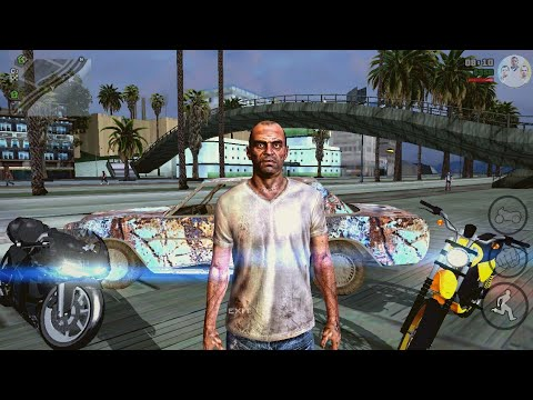 Graphics V Android X-GenPro Mod | Ultra Graphics GTA San Andreas Modpack Android