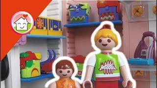 Playmobil Film deutsch Ein Schulranzen für Lena / Kinderfilm / Kinderserie von Familie Hauser