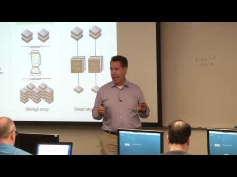 VMware Expert Database Workshop – SQL Server Experts with Tintri