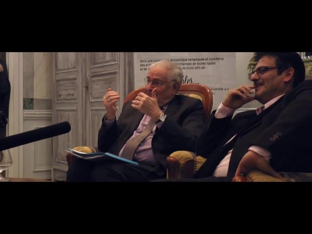 Conférence du 24 Novembre 2016 : Jacques Cheminade