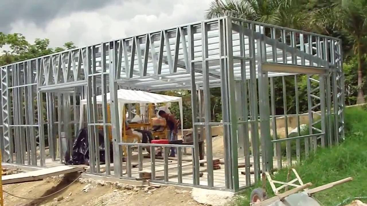 steel framing colombia