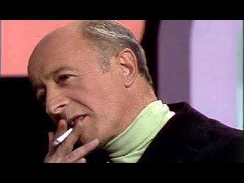 Gros plan sur Michel Audiard (1976)