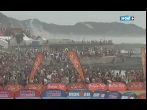 video triclair Ironman 70.3 South Africa 2014