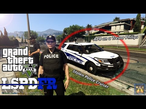 All Points Bulletin on Trevor Phillips LSPDFR Episode 26