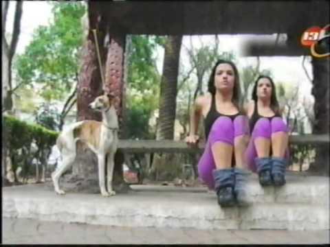 chicas en mallones