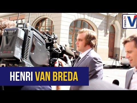 WATCH: Henri Van Breda arrives at Cape Town High Court
