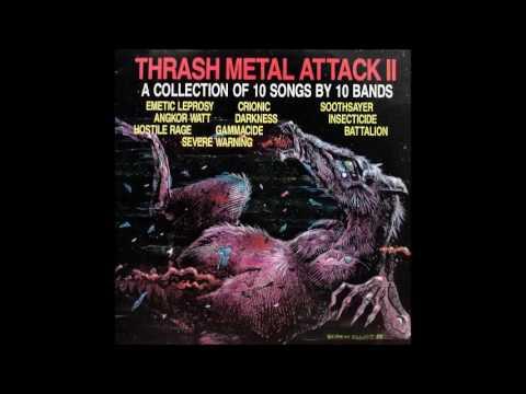 Thrash Metal Attack II (1988 Full LP)