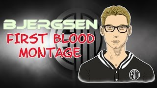 Bjergsen First Blood Montage  | League of Legends