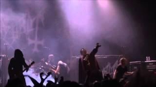 Mayhem live - Carnage/Pure Fucking Armageddon 1-31-15 (ending)