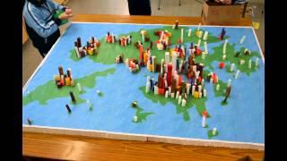 KWN 最佳創意 ─ 元朗官立小學(從小孩的眼睛看「城市發展