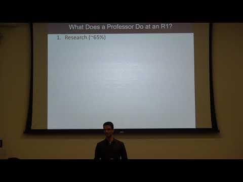 Getting A Job In Academia - Darren Lipomi - UC San Diego
