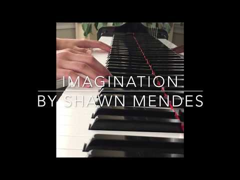 Imagination by Shawn Mendes Piano Cover