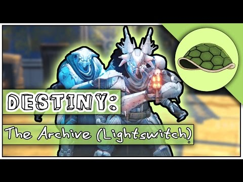 Destiny: The Archive (Daily Heroic)