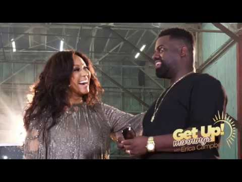 Warryn Campbell Explains Why It Took So Long To Make A Song With Erica Campbell