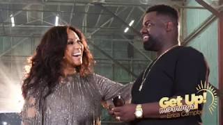 Warryn Campbell Explains Why It Took So... @ www.OfficialVideos.Net