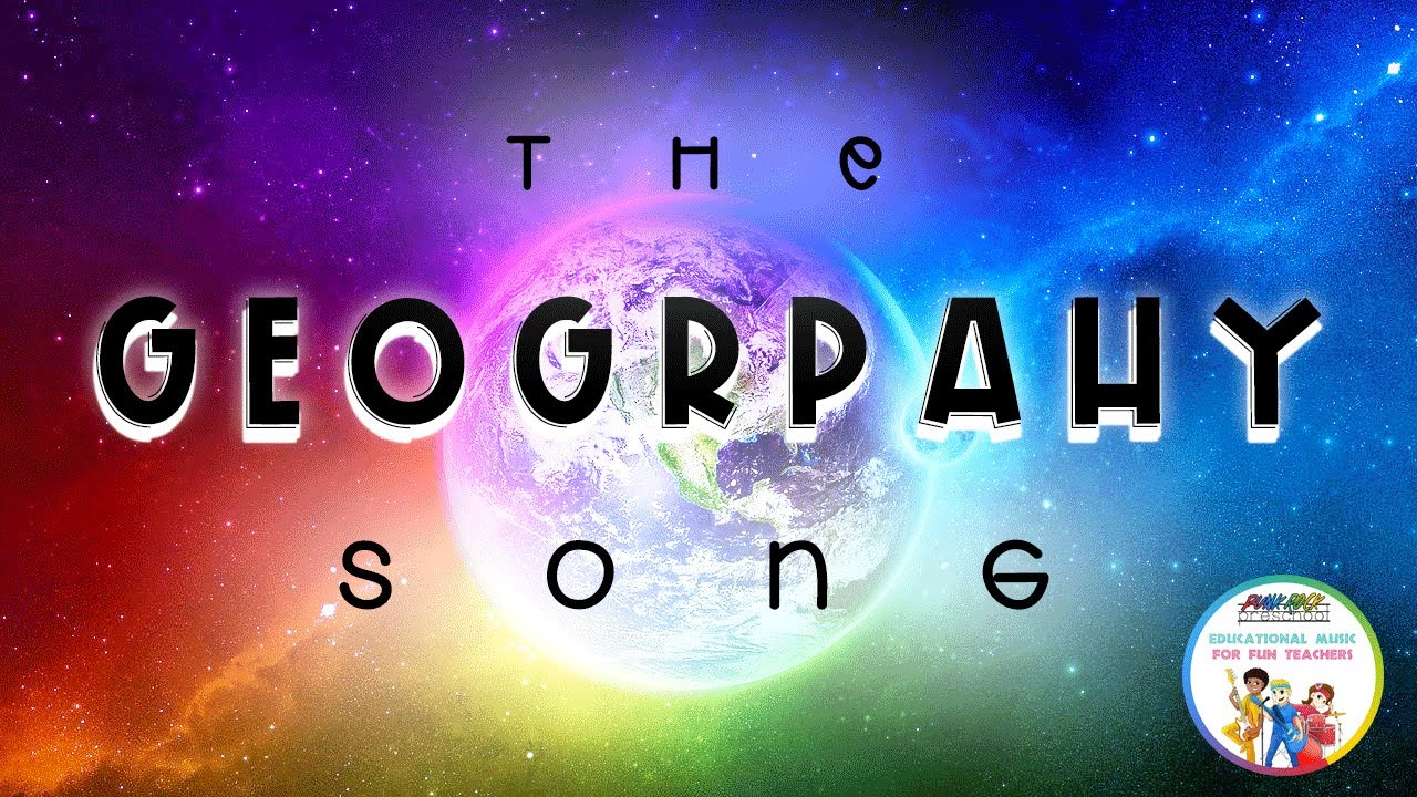 The Geography Song  | The Continents Song | The Oceans Song | Punk Rock Preschool