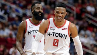 Harden, Westbrook Miss Travel to Bubble! 2020 NBA Season