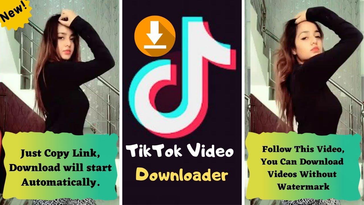 Tik Tok Video Download Without Watermark #musically #tiktok