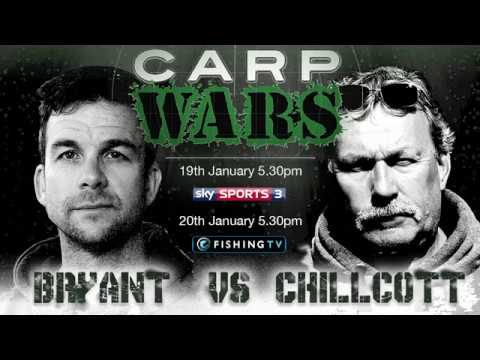 Carp Wars Episode 8 - Mark Bryant vs Ian Chillcott