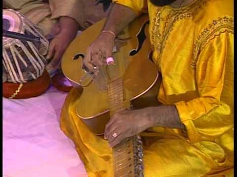 "Vishwa Mohan Bhatt performs ""Raag Kirwani"""