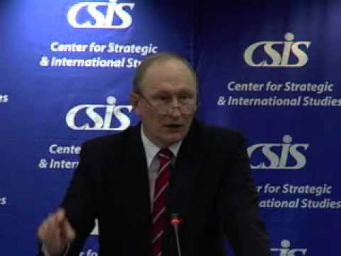 Statesmen's Forum: Jaak Aaviksoo, Minister of Defense, Republic of Estonia
