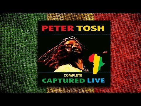 Peter Tosh - Captured Live (Álbum Completo)
