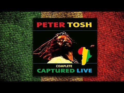 Peter Tosh - Captured Live (Álbum Completo)