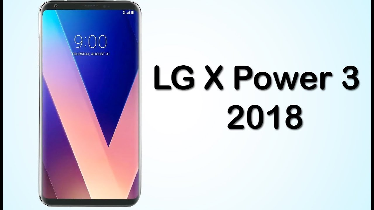 LG X Power 3 Review 2018 ||x power