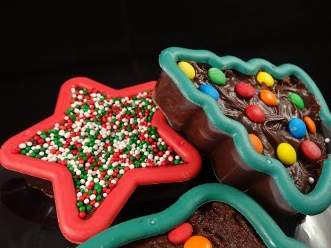 Fudge Filled Cookie Cutters- with yoyomax12