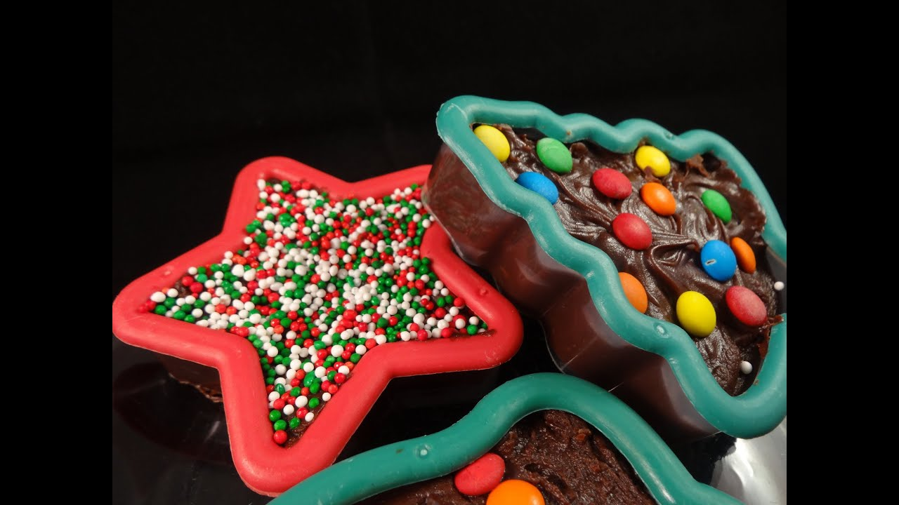 Chocolate Filled Cookie Cutters