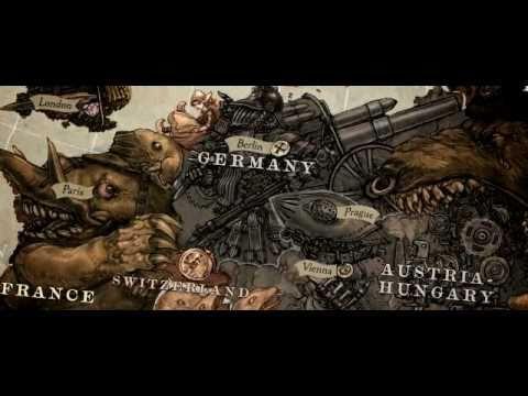 (Fake) Leviathan movie trailer