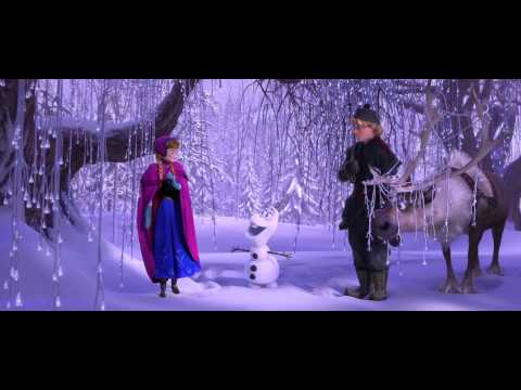 If Michael Bay Directed Frozen