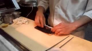 普通に細巻で巻くより、簡単に巻けます!!これであなたも寿司パーティー...