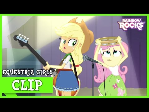 """Problems at """"Shake Your Tail""""   MLP: Equestria Girls   Rainbow Rocks! [HD]"""