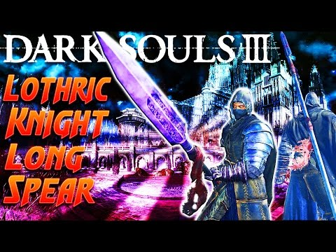 Dark Souls 3: Lothric Knight Long Spear PvP - The GREATEST Accidental Victory I've Ever Gotten!