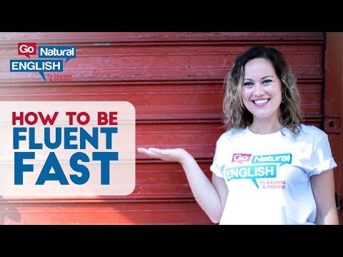 Why some people learn Fluent English fast, and how you can too