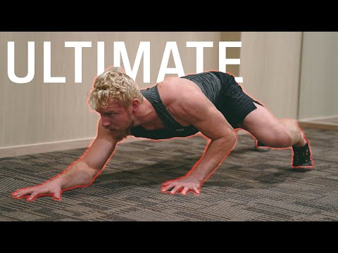 A Perfect Bodyweight Workout for 4 Areas of Fitness