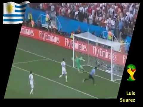 foot - Luis suarez - uruguay england